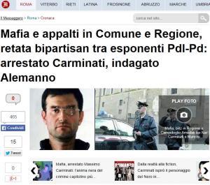 mafiacapitale
