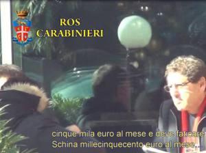 Salvatore Buzzi intercettato dai carabinieri del Ros