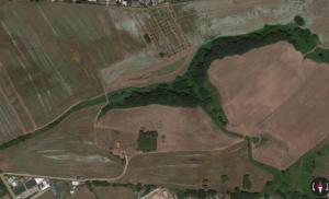 L'area Puccini vista da google.maps