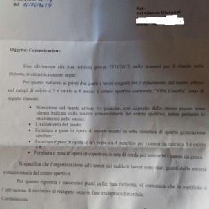 rispostacomune_accessofalasche